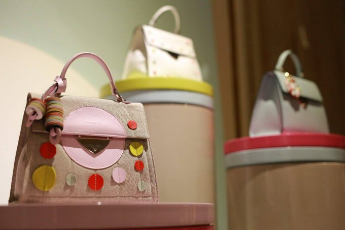 Coccinelle bags explode with colour and joy for Spring/Summer 2017