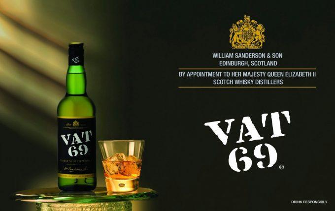 VAT 69 duty free