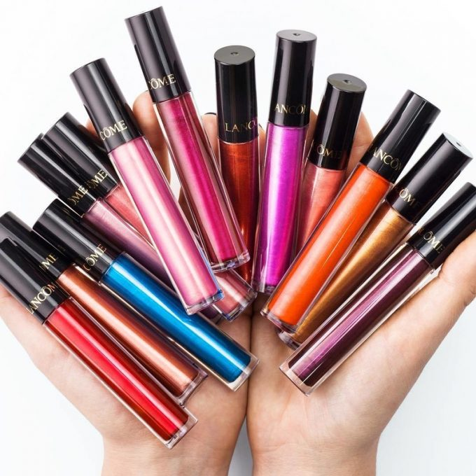 Lancome polishes up with new Le Metallique Lip Lacquers