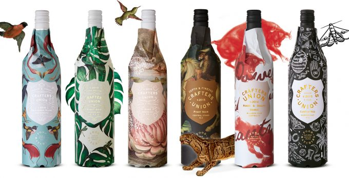 Crafters Union Wines land at Auckland's The Loop Duty Free