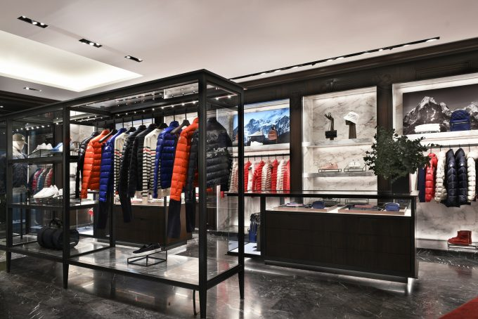 Qatar Duty Free opens full Moncler boutique at Doha's Hamad International Airport