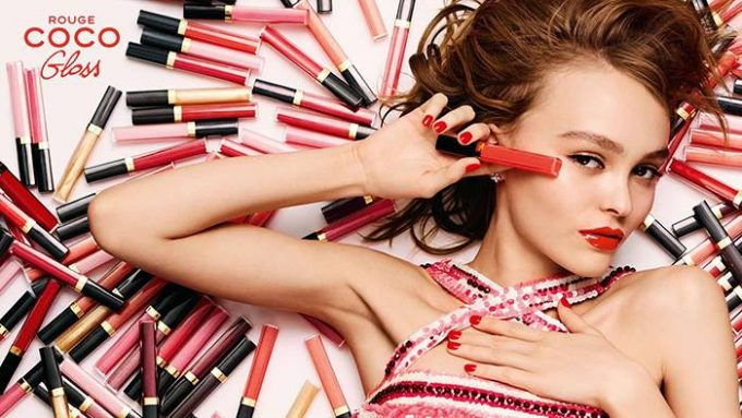 Chanel launches Rouge Coco Gloss collection