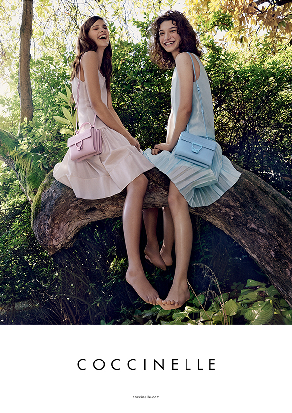 Coccinelle celebrates the joys of Spring with new collection