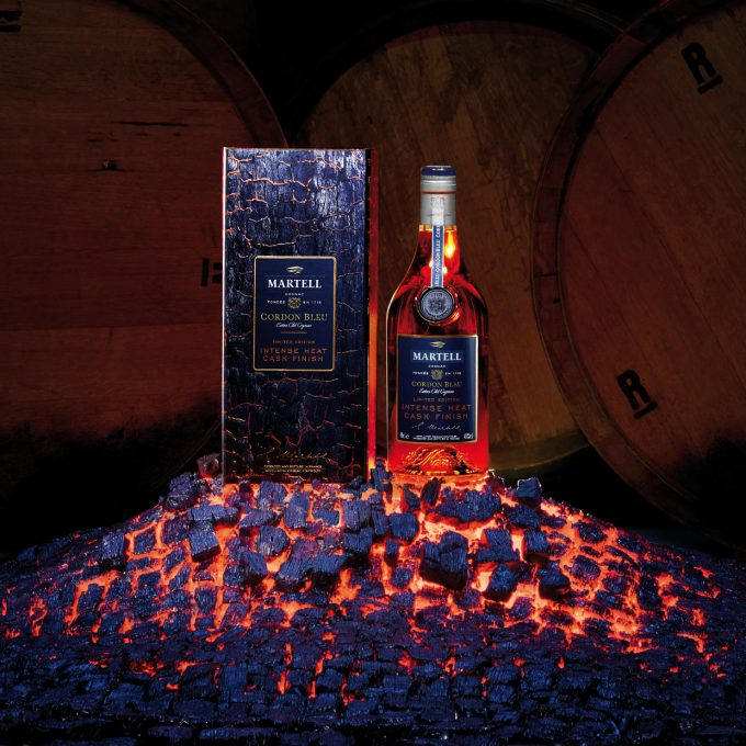 Hot Stuff: Martell celebrates Chinese New Year with a new Cordon Bleu limited edition