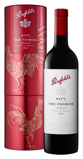 Penfolds releases new vintage of Max's range