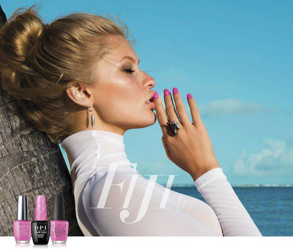 OPI heads to Fiji for tropical colour inspiration