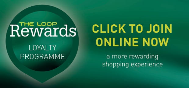 Rewards for shopping at The Loop Duty Free at Auckland airport