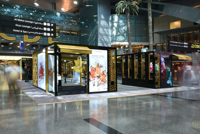 Qatar Duty Free builds Paris in Doha airport for luxury perfume showcase