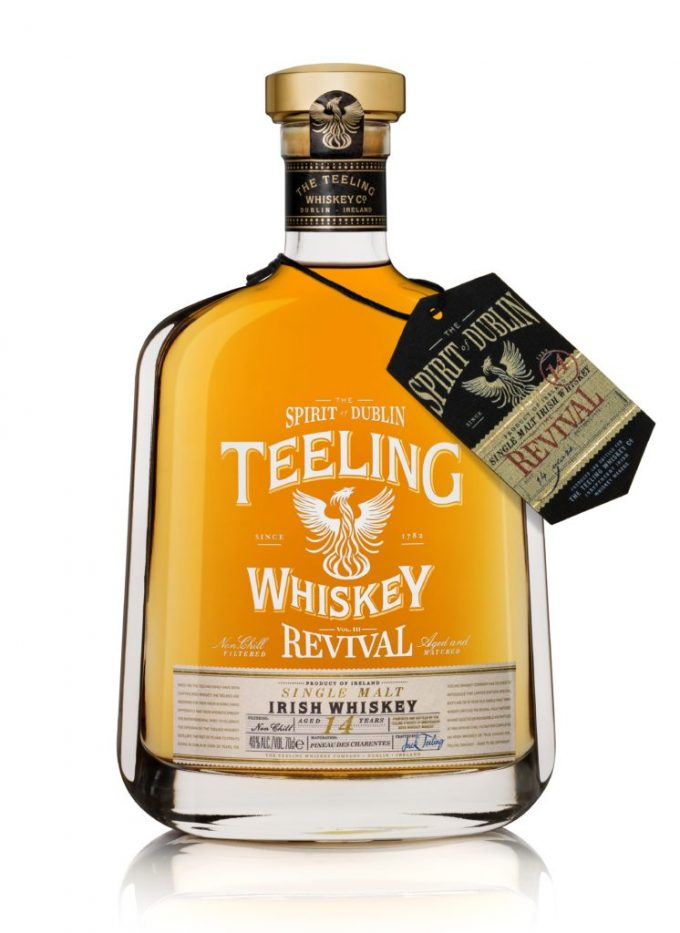 Teeling Whiskey unveils third bottling of the Revival Single Malt