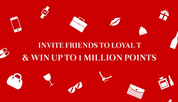 WIN: DFS prize draw offers one million Loyal T points