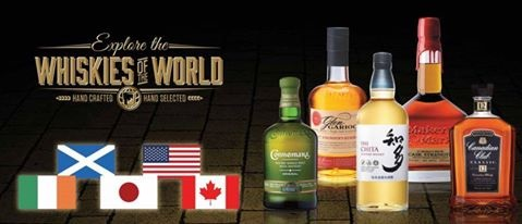 Explore Whiskies of the World at The Loop Duty Free Auckland