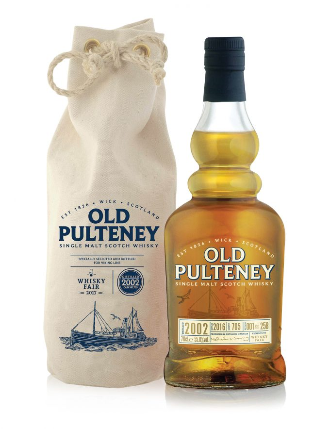 Old Pulteney sets sail with duty-free exclusive bottling