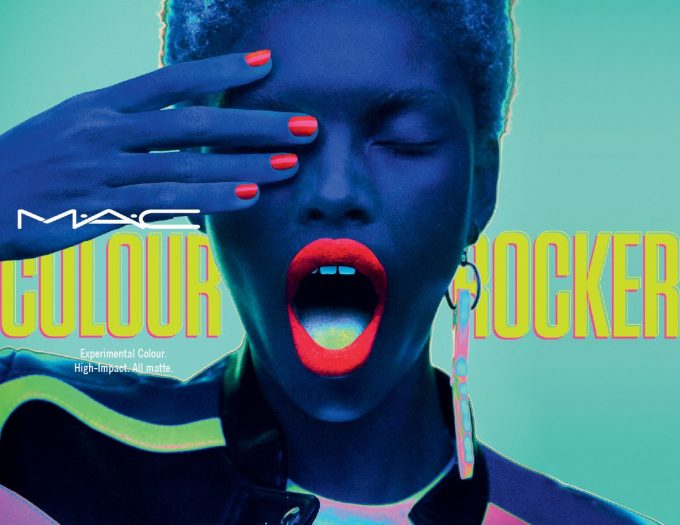 MAC rocks out in neon with 28 new lipstick shades