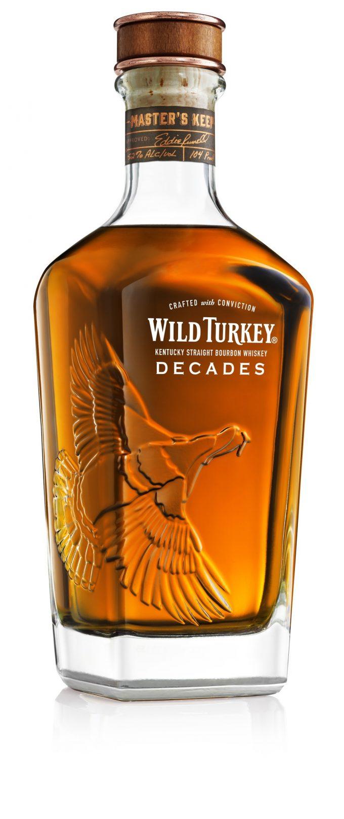 Wild Turkey unveils Master's Keep Decades limited edition Bourbon