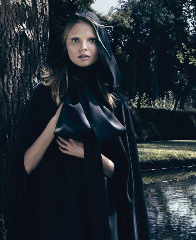 Givenchy debuts dark, mysterious and sensual edition of Eaudemoiselle