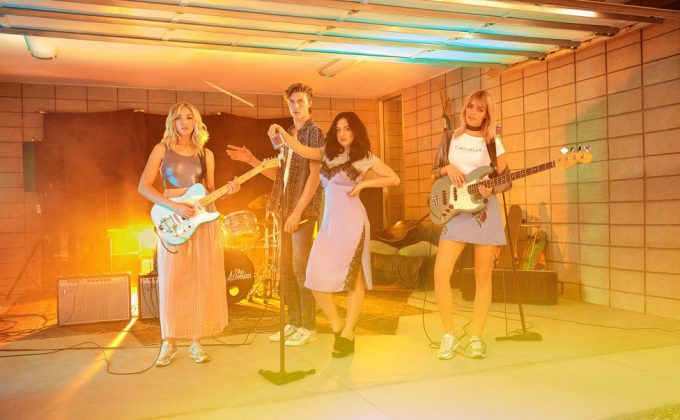 H&M taps The Atomics for Coachella collection