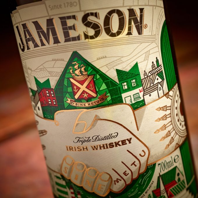 Jameson St Patrick's Day special edition launches in duty-free