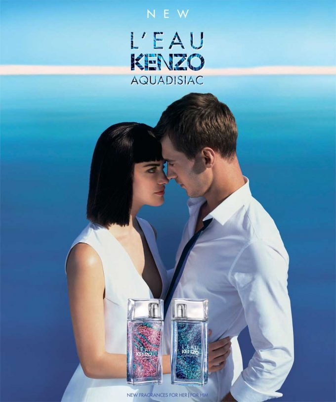 Dive into love with Kenzo Aquadisiac fragrance pair