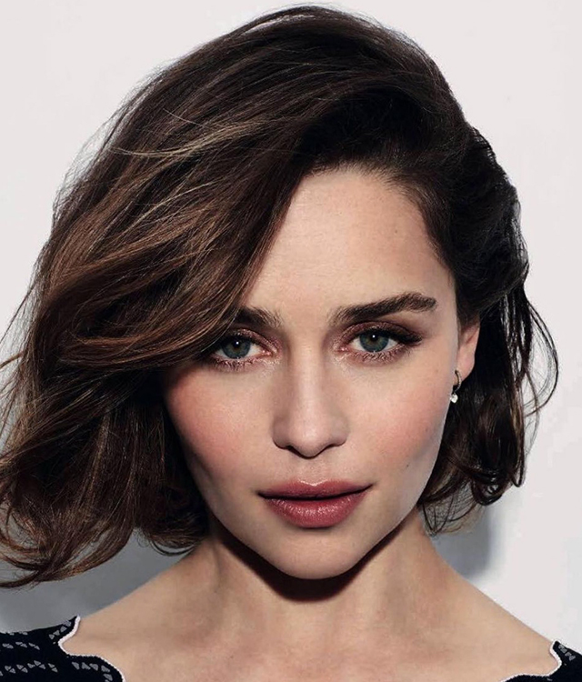 Emilia Clarke is The One for Dolce & Gabbana