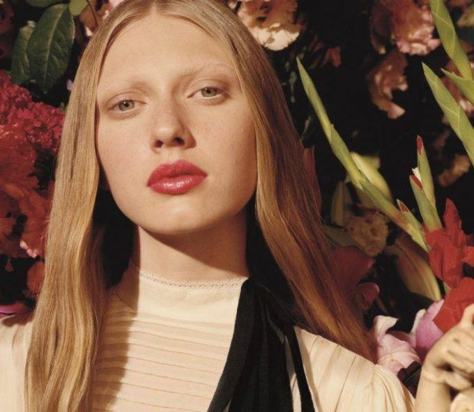 Gucci reveals new sheer lipsticks in its spring garden
