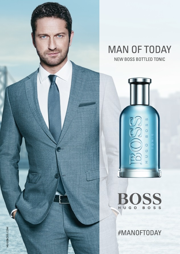 Hugo Boss debuts BOSS Bottled Tonic fragrance