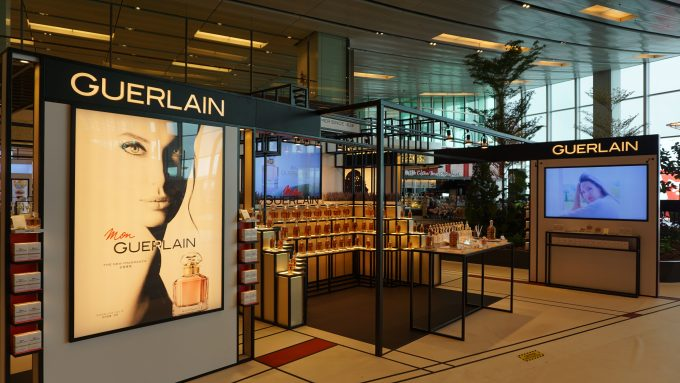 Guerlain treats travellers at Singapore Changi with exclusive outpost and gifts