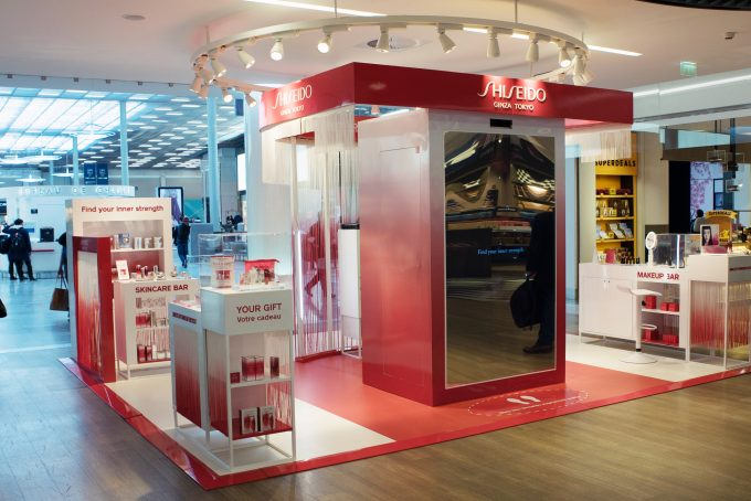 Shiseido brings The Beauty of Self Defence to travellers at Paris CDG