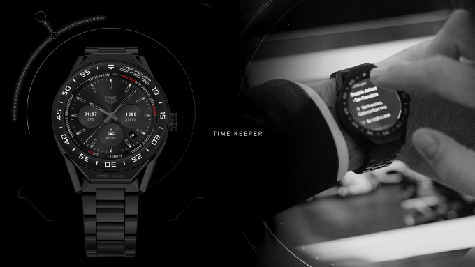 TAG Heuer Connected Modular 45 – a luxury watch which can be tailored to suit your mood