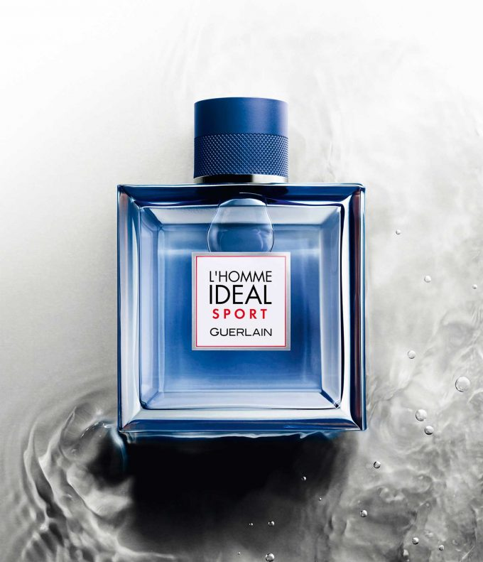 Guerlain gets sporty with new edition of L'Homme Ideal