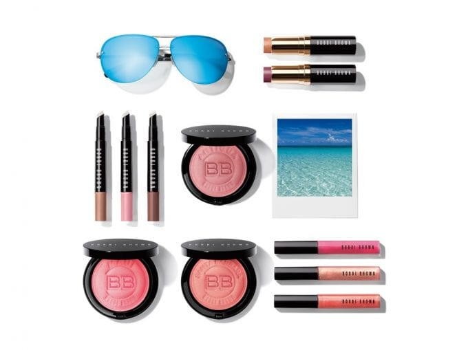'Follow the Sun' – the new collection from Bobbi Brown