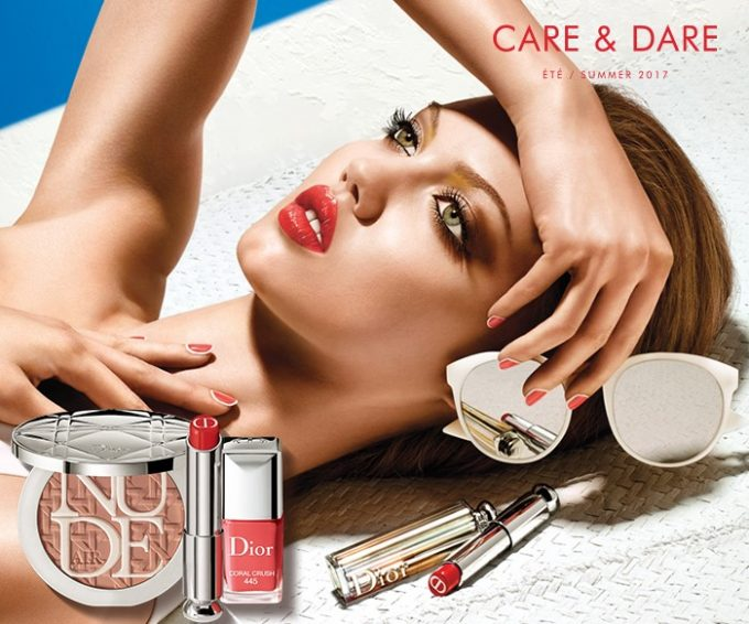 Dior unveils Care & Dare beauty collection