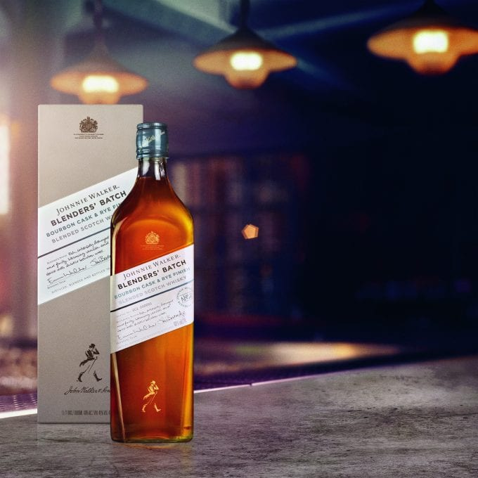 Johnnie Walker Blenders' Batch comes to duty-free