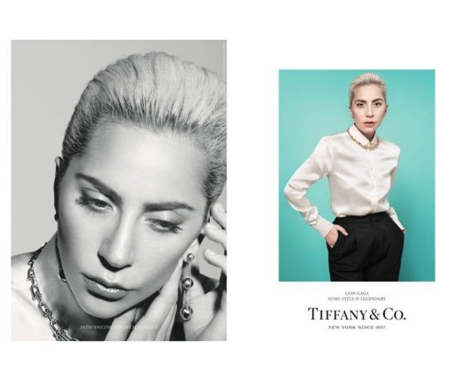 Tiffany & Co. introduces Lady Gaga HardWear campaign