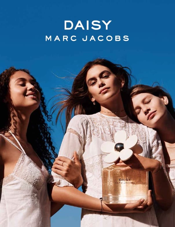 Marc Jacobs springs a limited edition Daisy into duty-free