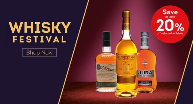 Celebrate Whisky at the World Duty Free Whisky Festival
