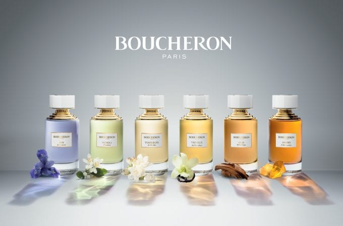 Boucheron reveals La Collection of six fragrance treasures