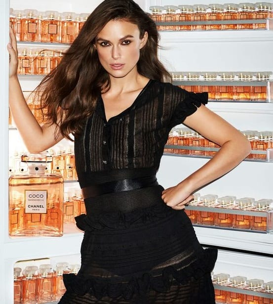 Keira Knightly wows in new Chanel Coco Mademoiselle campaign