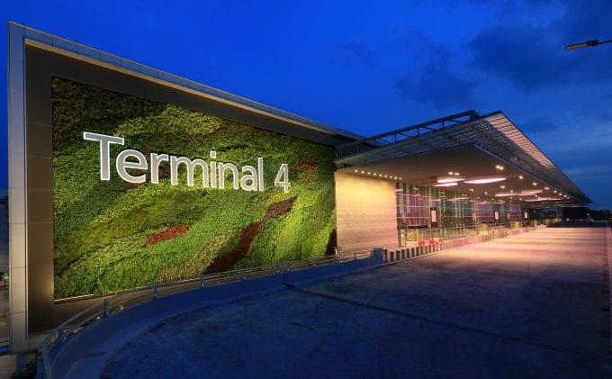 Singapore Changi airport reveals shopping delights of its new Terminal 4