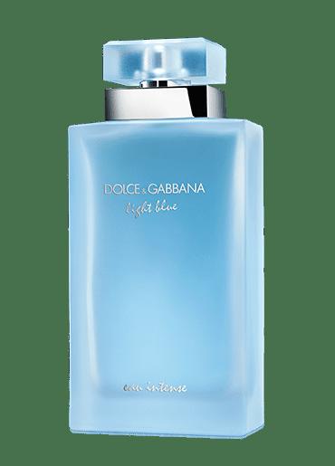 22e8795f559f4 Dolce Gabbana Light Blue Intense Women s