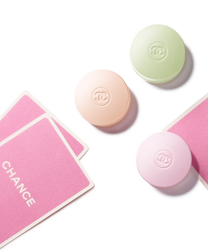 Chanel launches Chance Three Moods: New travel-friendly gel perfumes