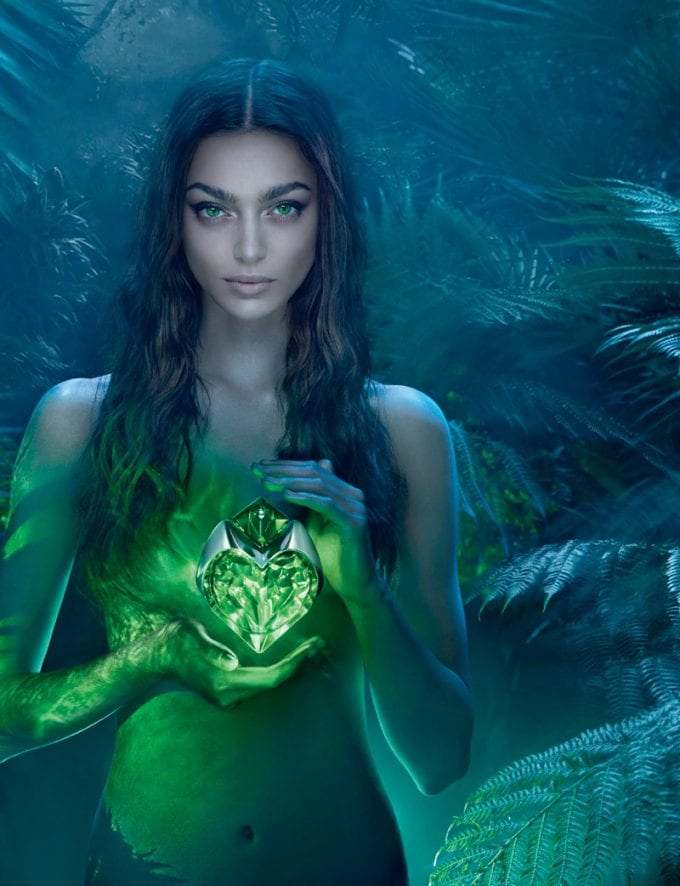 FIRST LOOK: Thierry Mugler launches AURA new fragrance