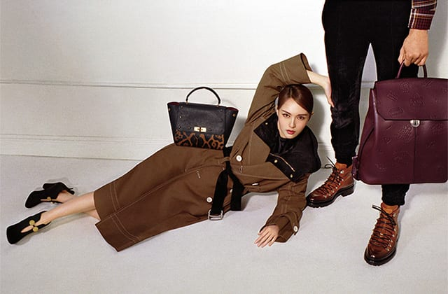 Bally signs Tiffany Tang to front Asia Pacific campaign