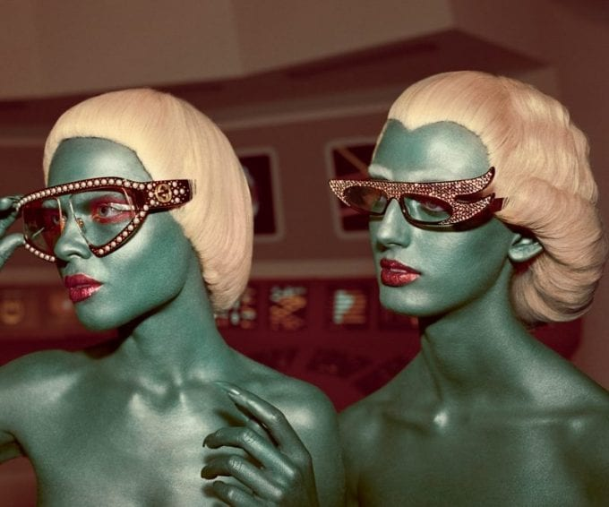 To Gucci and beyond: Star Trek inspires fantastical fall campaign