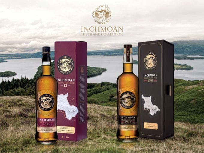 Loch Lomond Distillery unveils Inchmoan peated single malts