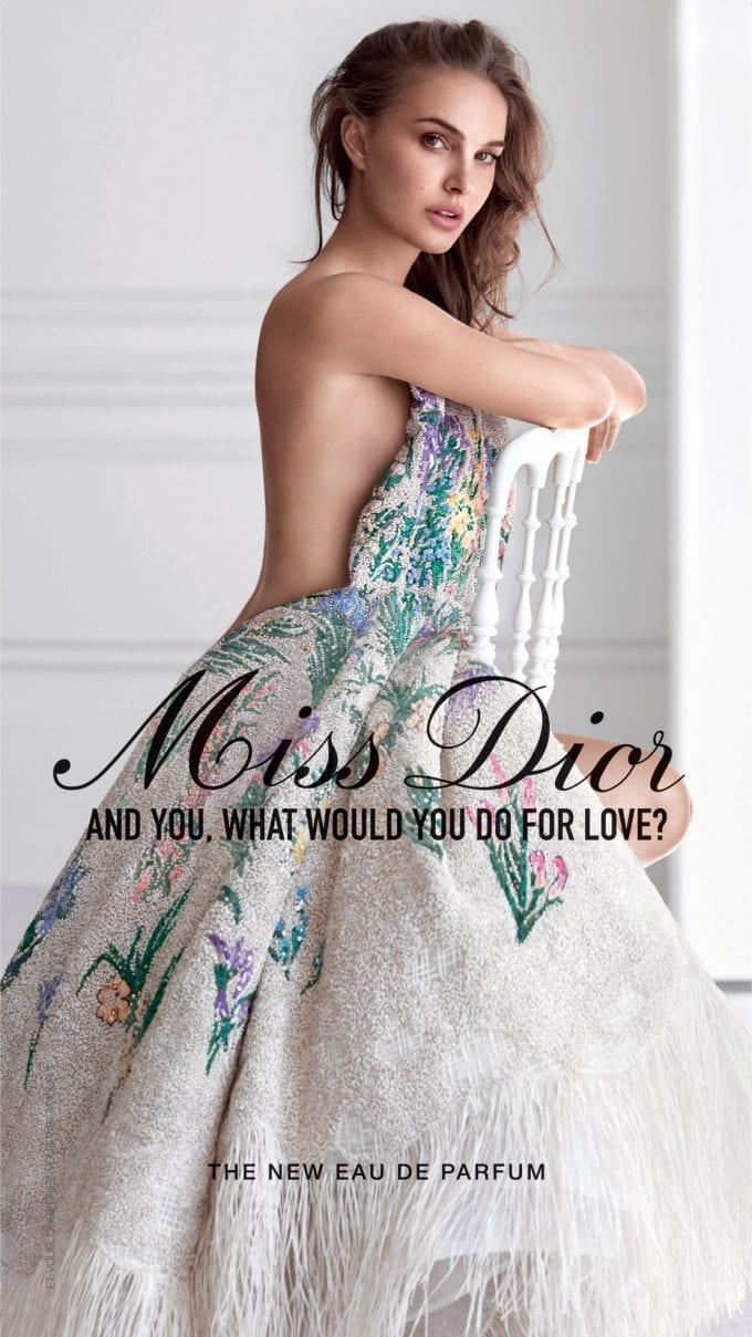 FIRST LOOK: New Miss Dior scent set for September launch