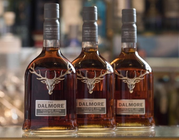 The Dalmore releases unique Vintage Port Collection of whiskies