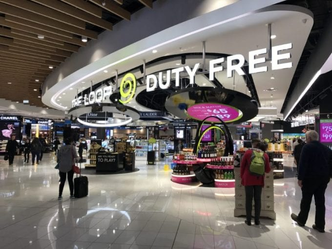 The Loop opens new look duty-free store at Auckland Airport