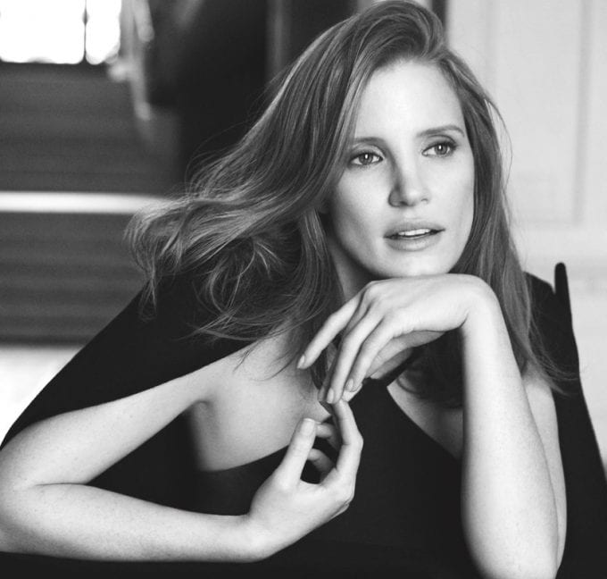 Ralph Lauren's new Woman is Jessica Chastain