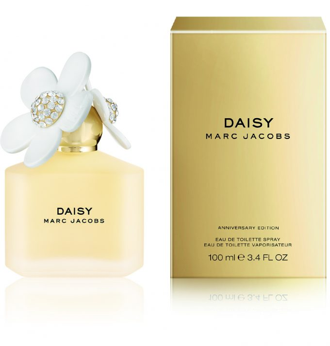 Daisy Marc Jacobs launches Anniversary Edition in duty-free