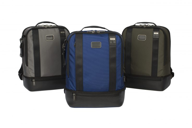 Tumi X Dfs Collaborate On 2018 Travel Exclusive Backpack Range